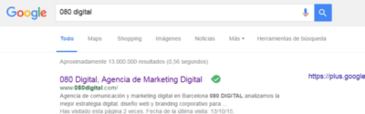 080 Digital - Optimiza tu snippet en Google