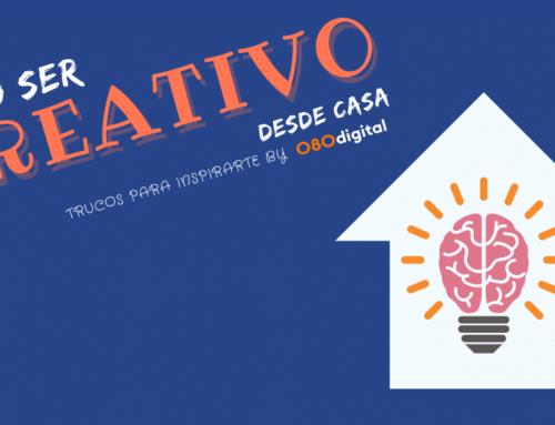 INFOGRAFIA: Consejos para ser creativo desde casa